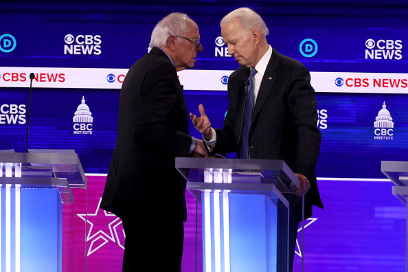 Charleston - South Carolina「Democratic Presidential Candidates Debate In Charleston Ahead Of SC Primary」:写真・画像(14)[壁紙.com]