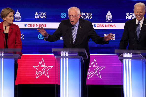 Charleston - South Carolina「Democratic Presidential Candidates Debate In Charleston Ahead Of SC Primary」:写真・画像(10)[壁紙.com]