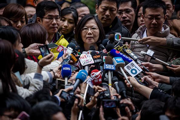 Taiwan「Taiwan Presidential Election 2016」:写真・画像(5)[壁紙.com]