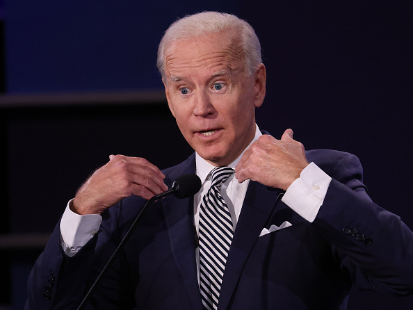Debate「Donald Trump And Joe Biden Participate In First Presidential Debate」:写真・画像(7)[壁紙.com]