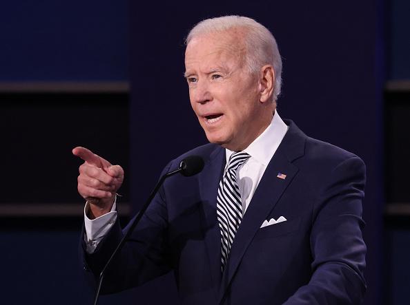 大統領選候補者討論会「Donald Trump And Joe Biden Participate In First Presidential Debate」:写真・画像(10)[壁紙.com]