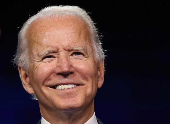 Smiling「Joe Biden Accepts Party's Nomination For President In Delaware During Virtual DNC」:写真・画像(12)[壁紙.com]