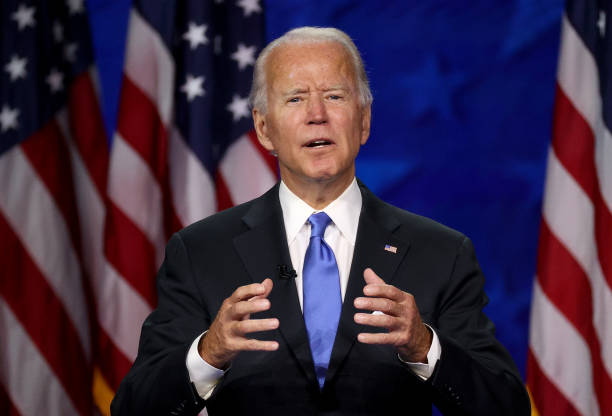 Joe Biden Accepts Party's Nomination For President In Delaware During Virtual DNC:ニュース(壁紙.com)