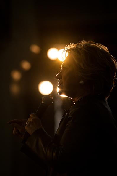 Lighting Technique「Hillary Clinton Campaigns In Pueblo, Colorado」:写真・画像(5)[壁紙.com]