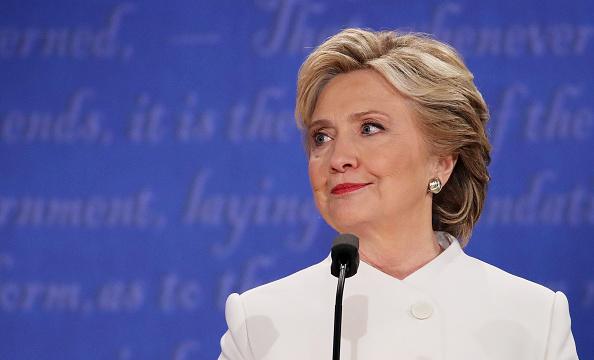 Secretary Of State「Final Presidential Debate Between Hillary Clinton And Donald Trump Held In Las Vegas」:写真・画像(17)[壁紙.com]