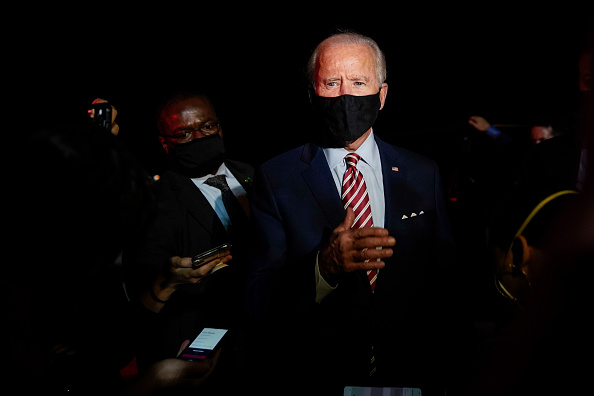 Orlando - Florida「Presidential Candidate Joe Biden Attends Hispanic Heritage Event In Florida」:写真・画像(11)[壁紙.com]