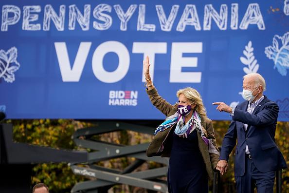 Pennsylvania「Joe Biden Campaigns For President In Pennsylvania」:写真・画像(11)[壁紙.com]
