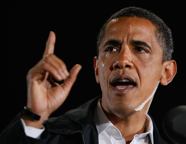 Teardrop「Obama Campaigns Across The U.S. In Final Week Before Election」:写真・画像(12)[壁紙.com]
