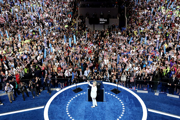 Democratic National Convention 2016「Democratic National Convention: Day Four」:写真・画像(15)[壁紙.com]