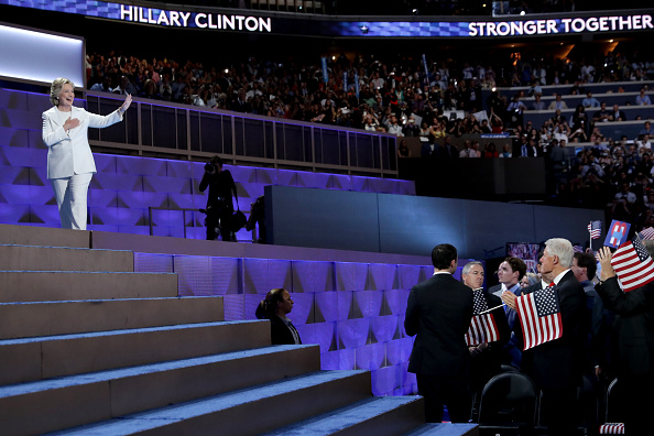 Gratitude「Democratic National Convention: Day Four」:写真・画像(0)[壁紙.com]