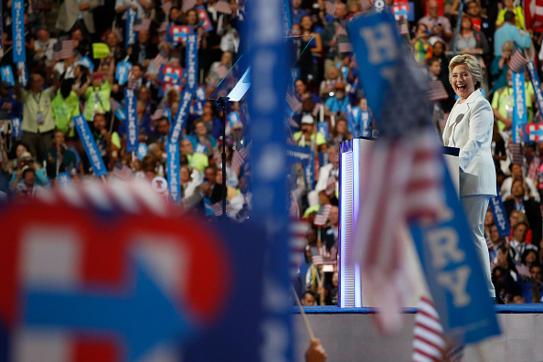 Gratitude「Democratic National Convention: Day Four」:写真・画像(4)[壁紙.com]