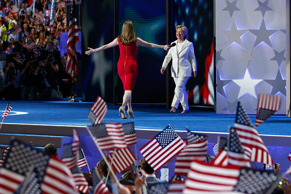 Aaron P「Democratic National Convention: Day Four」:写真・画像(1)[壁紙.com]