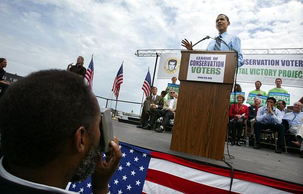 環境保護「League of Conservation Voters Holds Environmental Victory Rally」:写真・画像(5)[壁紙.com]