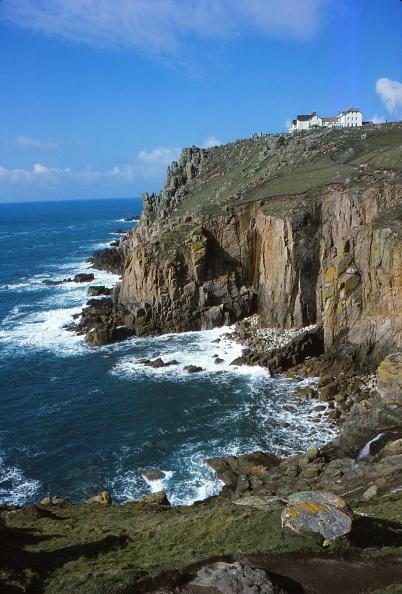 Extreme Terrain「Granite Cliffs Below Lands End Mine」:写真・画像(8)[壁紙.com]