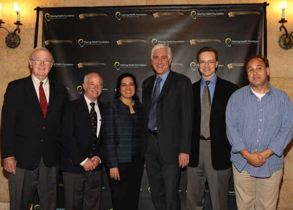 George Groves「Hearing Health Foundation's 2011 Summit: The Promise Of Cell Regeneration」:写真・画像(0)[壁紙.com]