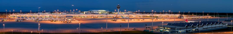 Munich「Airport panorama」:スマホ壁紙(15)