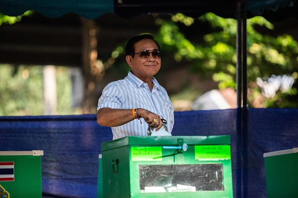 Thailand「Thailand's First General Election Since 2014 Coup」:写真・画像(18)[壁紙.com]