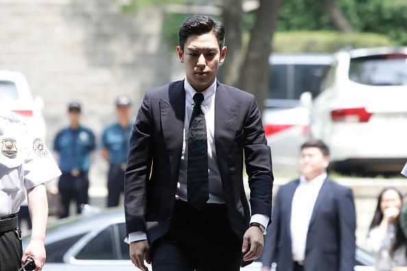 東京「BIGBANG Member T.O.P. Appears At Seoul Central District Court」:写真・画像(7)[壁紙.com]