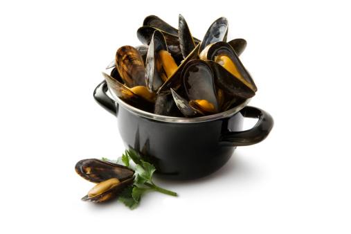 Mussel「Seafood: Mussels」:スマホ壁紙(5)