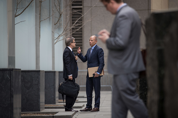 Drew Angerer「Court Hearing Surrounding Searches Of Trump Attorney Michael Cohen Held In New York」:写真・画像(16)[壁紙.com]