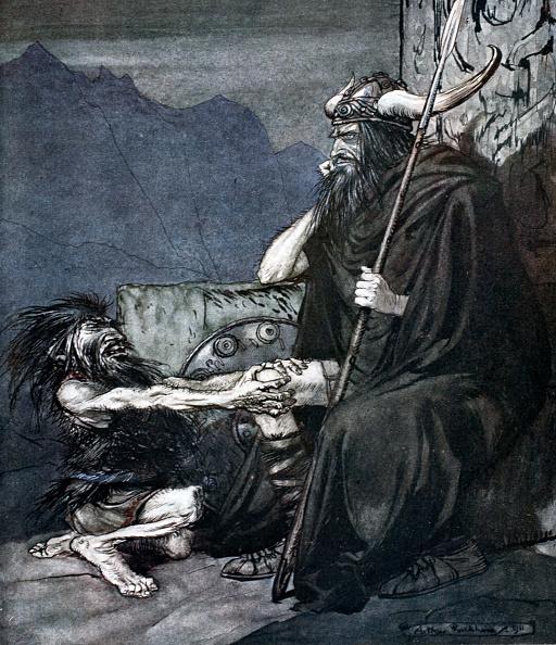Horned「Swear To Me Hagen My Son!' 1924」:写真・画像(11)[壁紙.com]