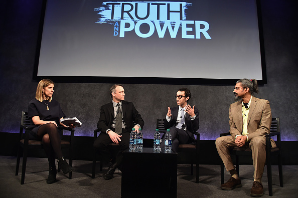 Panel Discussion「Truth And Power Screening At The Paley Center」:写真・画像(6)[壁紙.com]