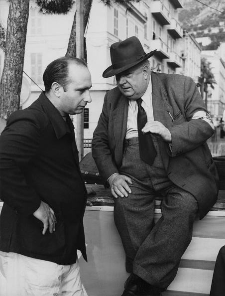 モータースポーツ グランプリ「Alfred Neubauer And Fangio」:写真・画像(14)[壁紙.com]