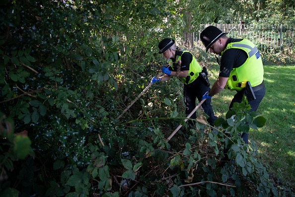 The Knife「Labour Shadow Home Secretary Accompanies Coventry Police On Knife Sweep」:写真・画像(15)[壁紙.com]