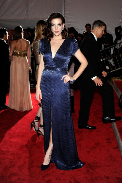"""Finger Waves「""""The Model As Muse: Embodying Fashion"""" Costume Institute Gala - Arrivals」:写真・画像(8)[壁紙.com]"""
