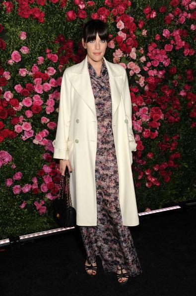 Hair Back「Chanel Artist Dinner - Arrivals - 2012 Tribeca Film Festival」:写真・画像(18)[壁紙.com]