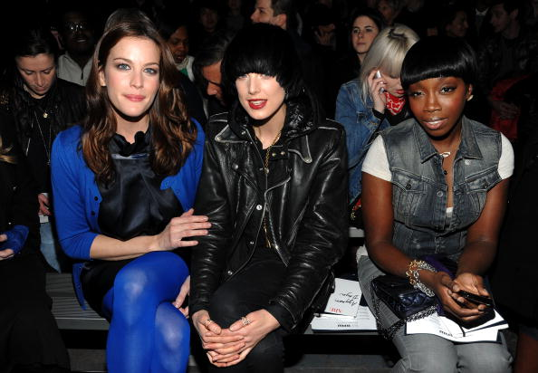 Double Denim「G-Star Raw Presents NY Raw Fall/Winter 2010 Collection-Front Row」:写真・画像(11)[壁紙.com]
