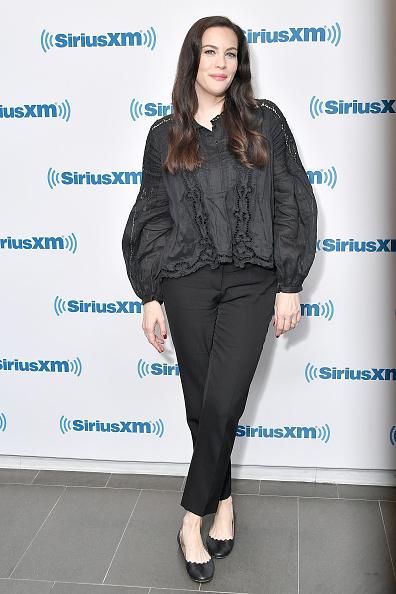 Ruffled「Celebrities Visit SiriusXM - July 12, 2018」:写真・画像(19)[壁紙.com]
