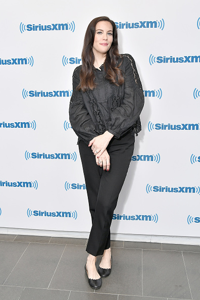 Liv Tyler「Celebrities Visit SiriusXM - July 12, 2018」:写真・画像(17)[壁紙.com]