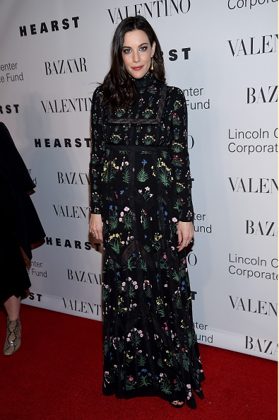 Liv Tyler「An Evening Honoring Valentino Lincoln Center Corporate Fund Black Tie Gala - Arrivals」:写真・画像(8)[壁紙.com]