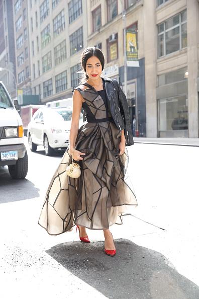 ストリートスナップ「Bibhu Mohapatra - Sketch To Street Style - Mercedes-Benz Fashion Week Spring 2014」:写真・画像(12)[壁紙.com]