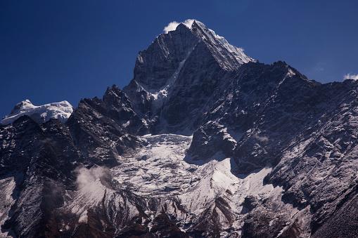 Khumbu「Mt Thamserku near Namche Bazaar, Everest Base Camp Trek, Nepal」:スマホ壁紙(19)