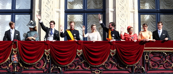 Architectural Feature「The Wedding Of Prince Guillaume Of Luxembourg & Stephanie de Lannoy - Official Ceremony」:写真・画像(7)[壁紙.com]