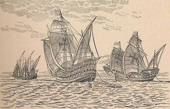 Finding「The Fleet Of Columbus」:写真・画像(13)[壁紙.com]
