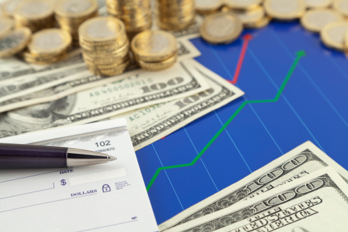 Financial Report「Financial Growth」:スマホ壁紙(5)