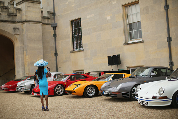 Wealth「The World's Finest And Most Expensive Cars Are Showcased At The Salon Prive Garden Party」:写真・画像(0)[壁紙.com]