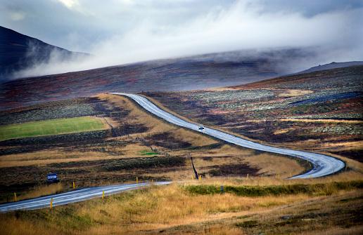 North Iceland「Iceland Scenic Road」:スマホ壁紙(9)