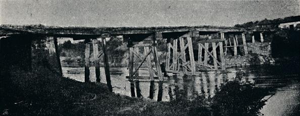 Photography「Antiga Ponte Dobre O Rio Mogy-Guassu 1895」:写真・画像(1)[壁紙.com]