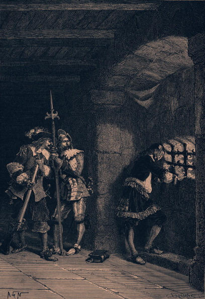 17th Century「The Man in the Iron Mask」:写真・画像(7)[壁紙.com]