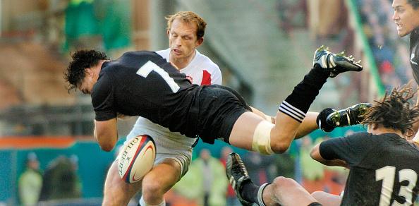 Matt Dawson「England v New Zealand Rugby Union international at Twickenham Stadium 2005」:写真・画像(17)[壁紙.com]