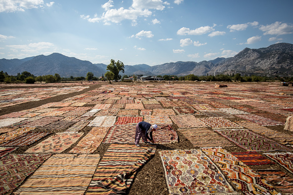 Chris McGrath「Turkey's Handmade Carpet Industry Continues To Grow.」:写真・画像(13)[壁紙.com]