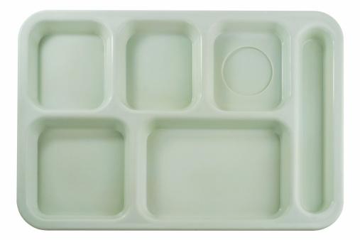 Lunch「Empty School Lunch Tray」:スマホ壁紙(3)