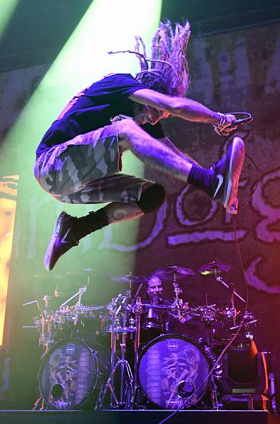 ハードロックホテル&カジノ「Slayer, Lamb Of God And Behemoth In Concert At The Hard Rock Joint In Las Vegas」:写真・画像(9)[壁紙.com]