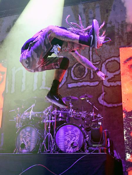 ハードロックホテル&カジノ「Slayer, Lamb Of God And Behemoth In Concert At The Hard Rock Joint In Las Vegas」:写真・画像(4)[壁紙.com]