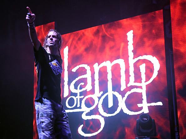ハードロックホテル&カジノ「Slayer, Lamb Of God And Behemoth In Concert At The Hard Rock Joint In Las Vegas」:写真・画像(8)[壁紙.com]