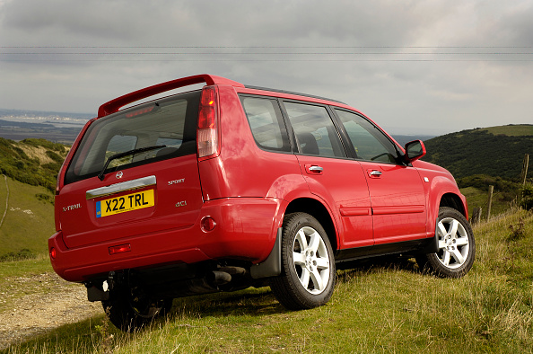 Extreme Terrain「2005 Nissan X-Trail 2.2dci」:写真・画像(0)[壁紙.com]